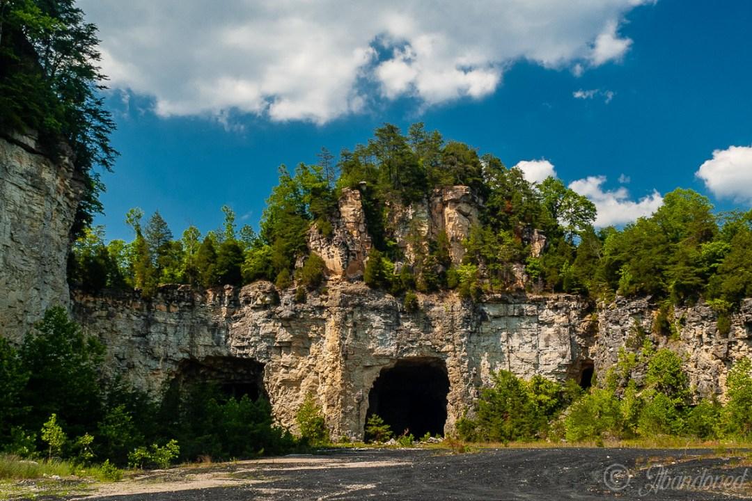 Mullins Limestone Mine