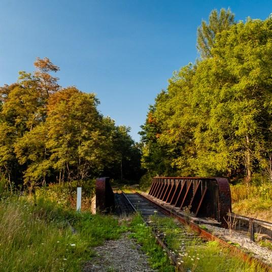 Western Maryland Railway Laurel Subdivision