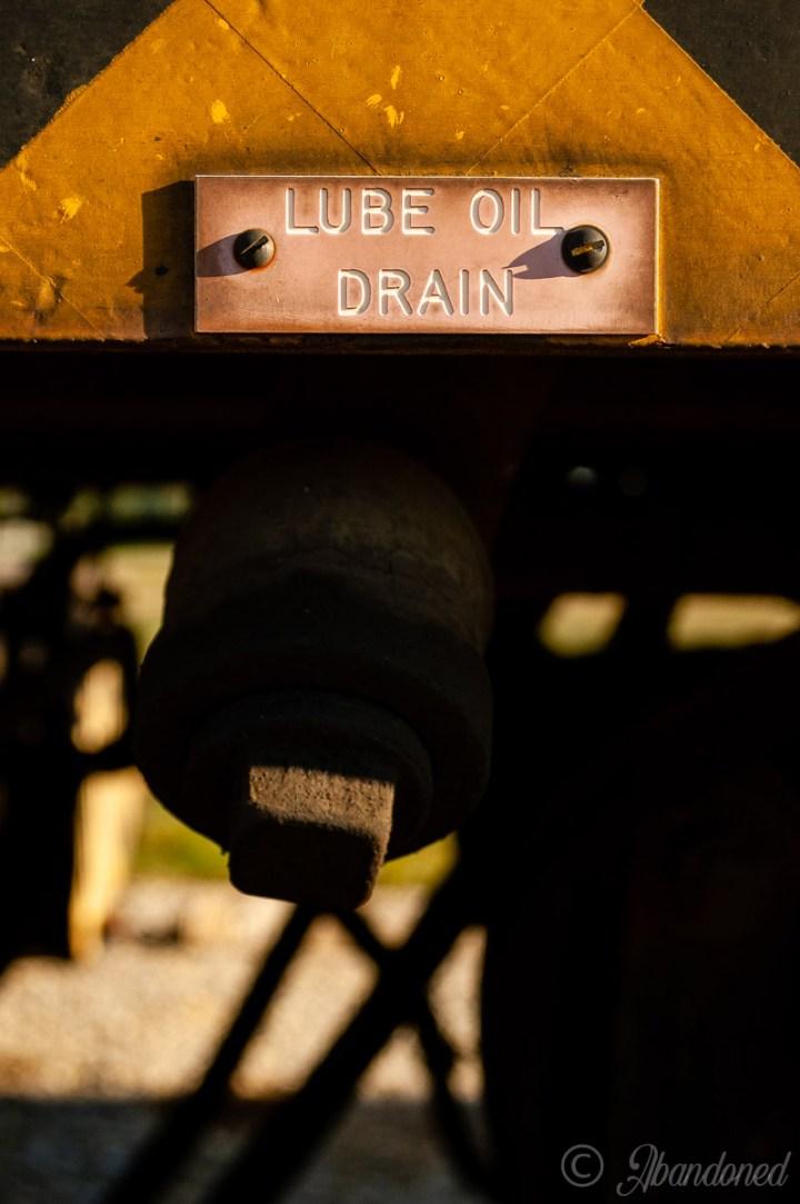Railroad Car Details