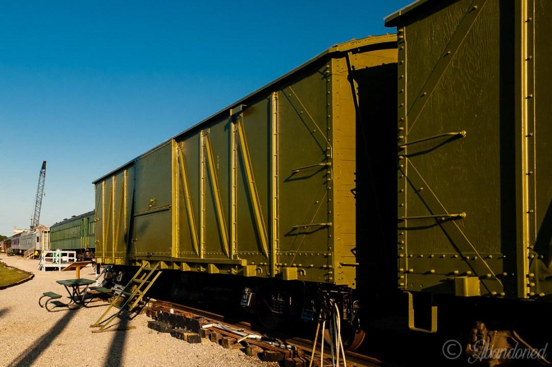 Army Boxcar