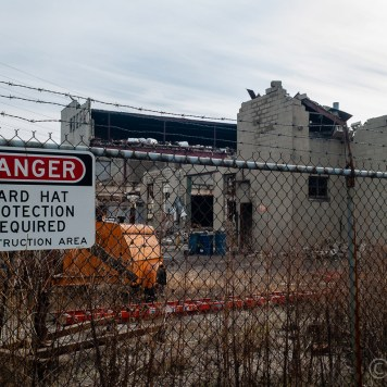 Stearns & Foster Company Demolition