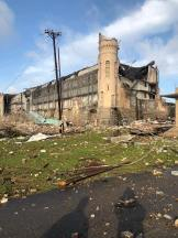 Tennessee State Penitentiary Tornado Aftermath