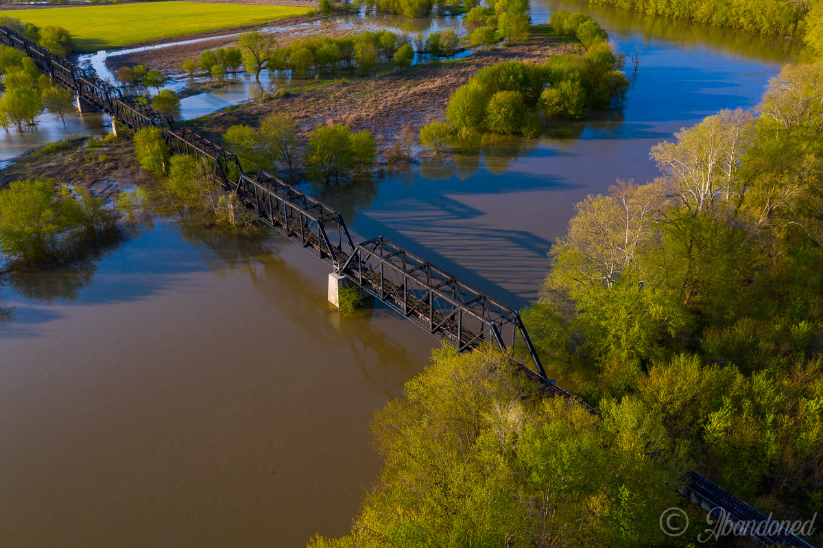 Cincinnati and Eastern Railroad Scioto River Bridge