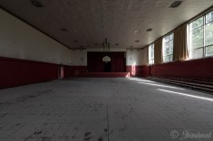 Gilmary Catholic Retreat Center Basketball Court and Auditorium