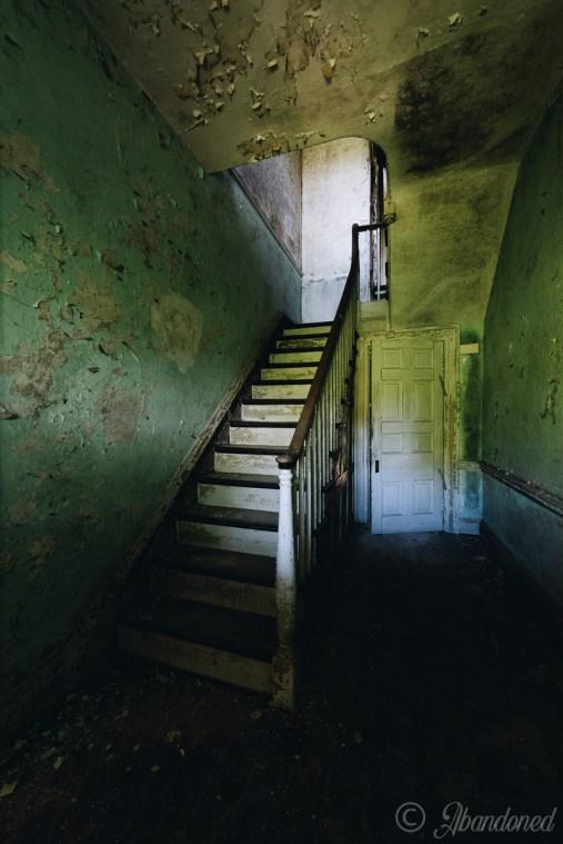 Poplar Hill Stairwell