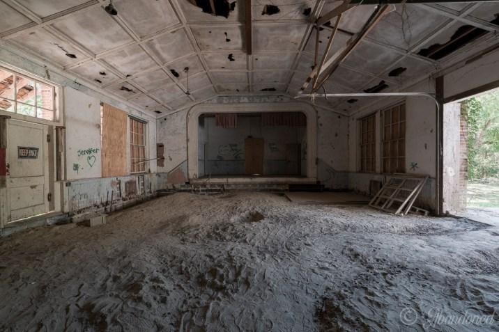 Cape Charles Colored School Auditorium