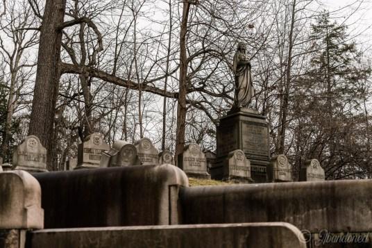 Oakwood Cemetery Belden Graves