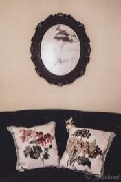 Abandoned Furnishings in Living Room