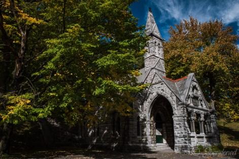 Oakwood Cemetery Mortuary Chapel