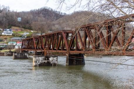 Kanawha & Michigan Gauley River Bridge