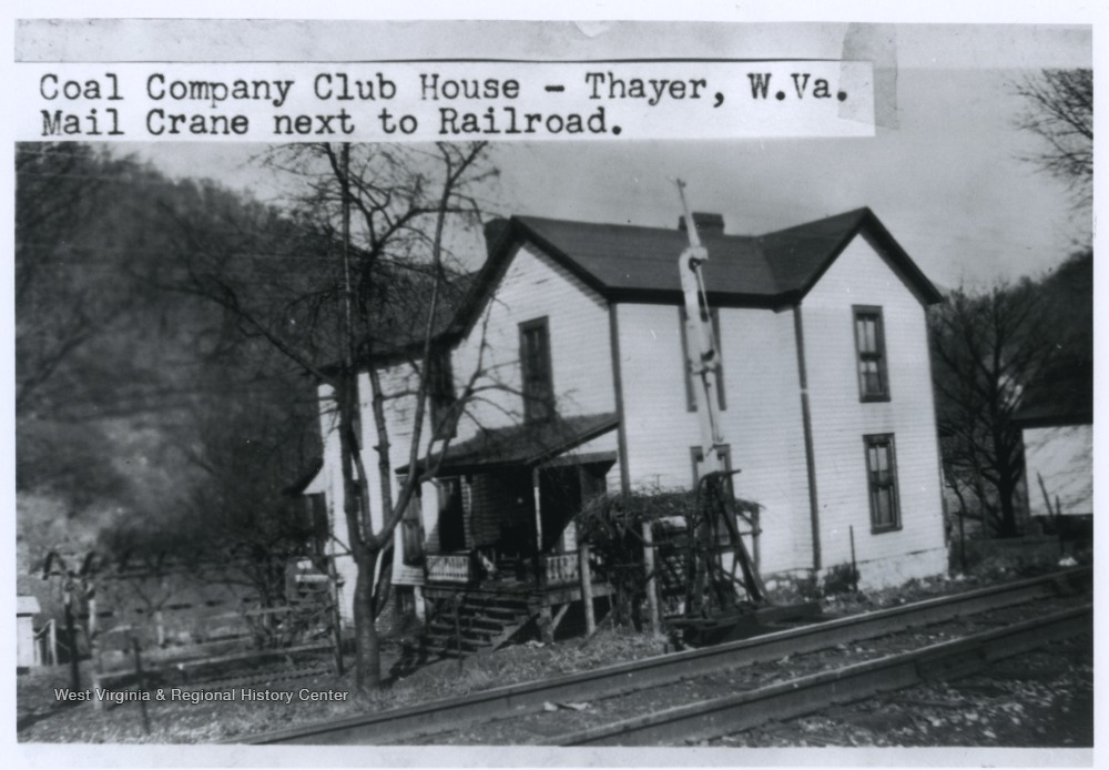 Company House in Thayer
