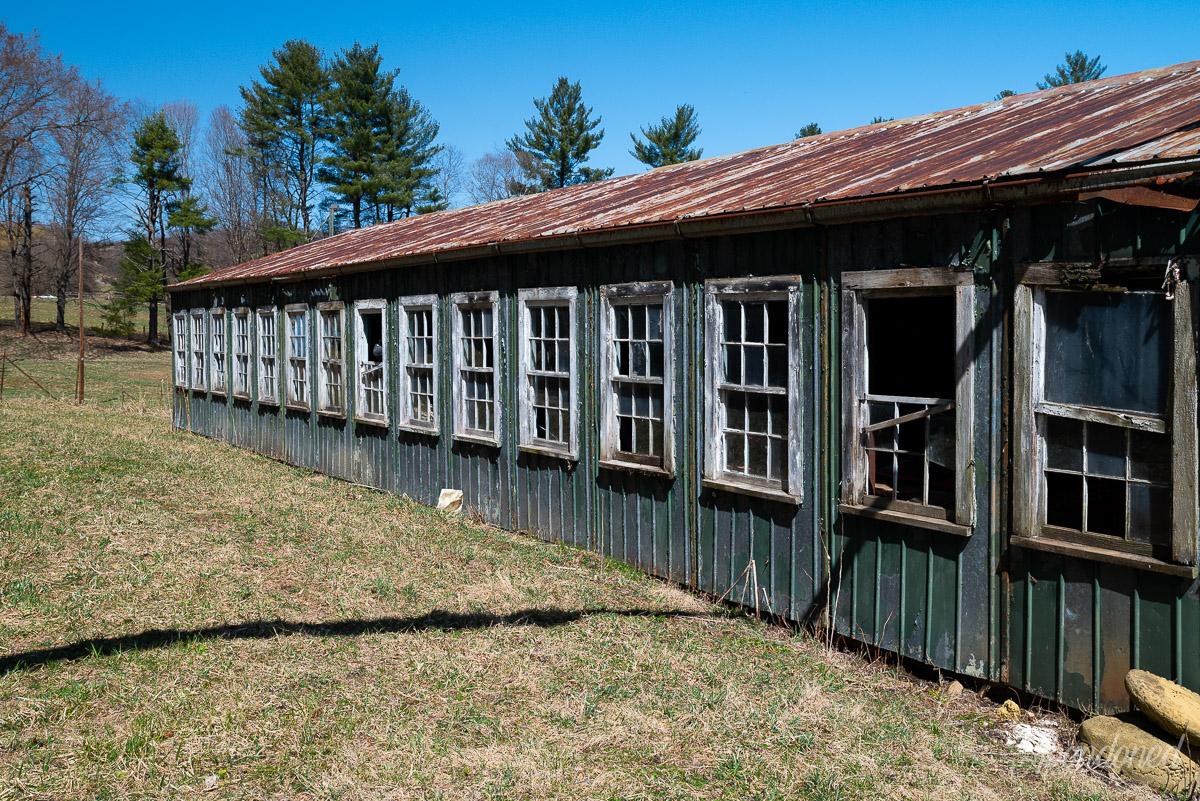 Renick School - Vocational Education Building