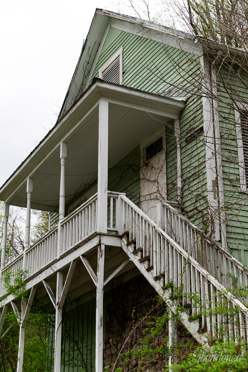 Sidney Ward House in Thurmond