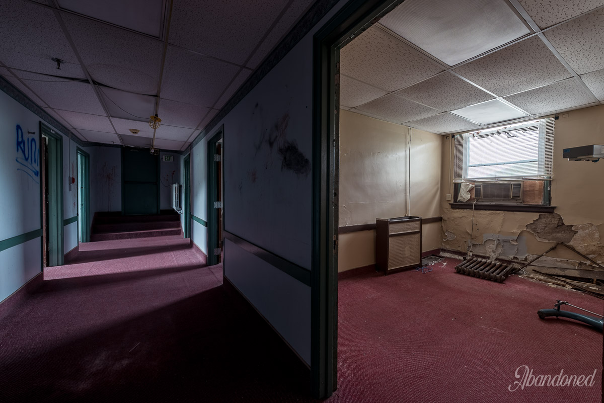 Williamson Memorial Hospital Typical Interior - Office