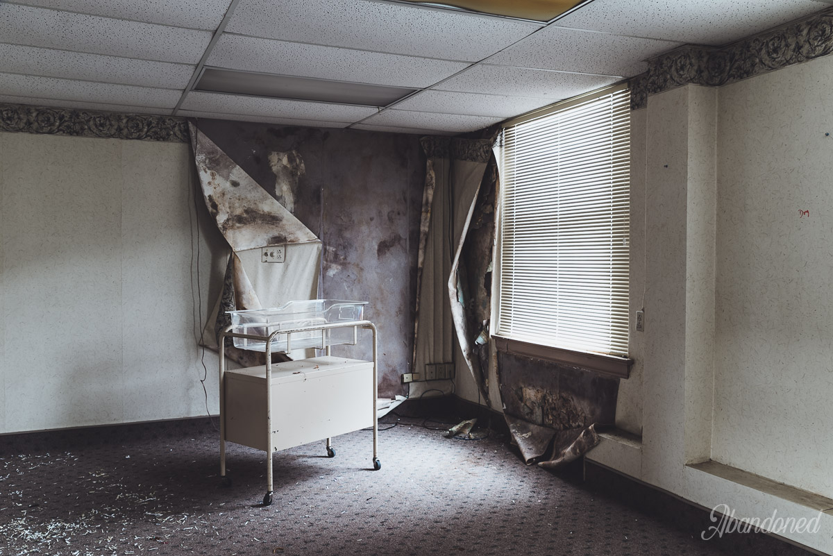 Williamson Memorial Hospital Typical Interior - Offices