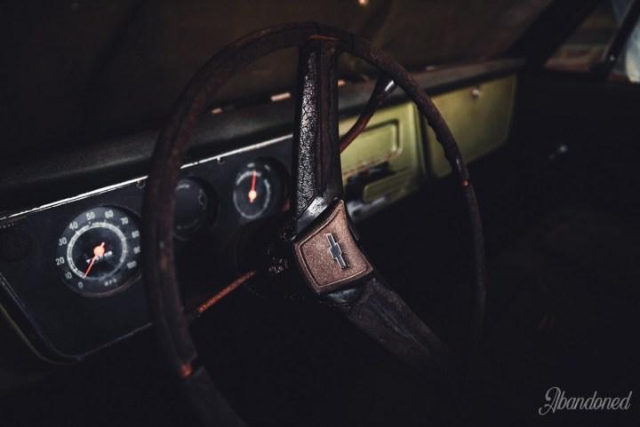 1967 Chevrolet C10 Steering Wheel