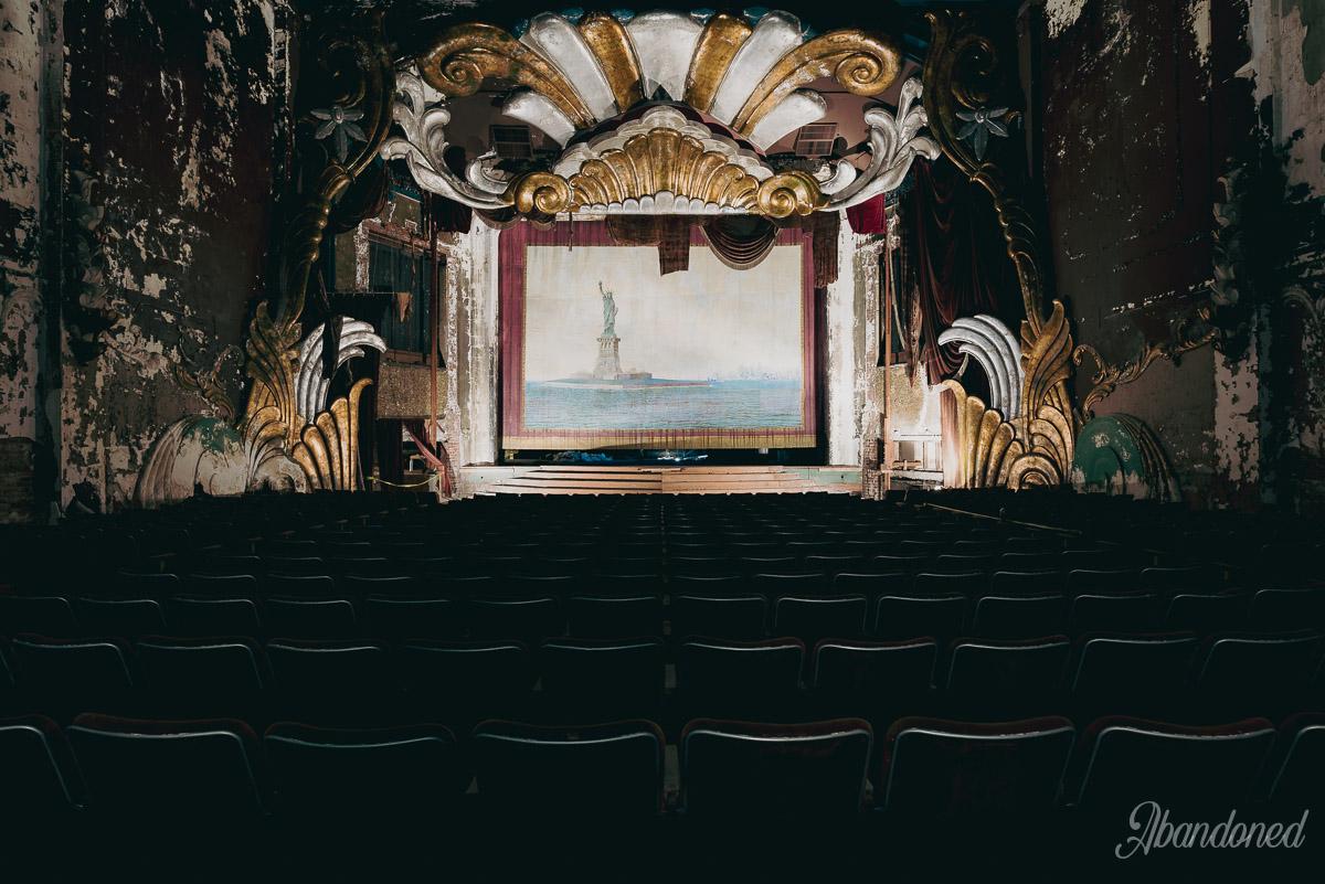 Columbia Theatre Auditorium