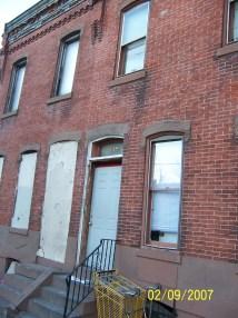 Dangerous Abandoned Philadelphia