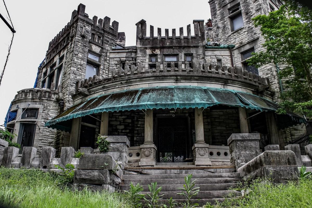 Prince Mongo Castle Abandoned Southeast
