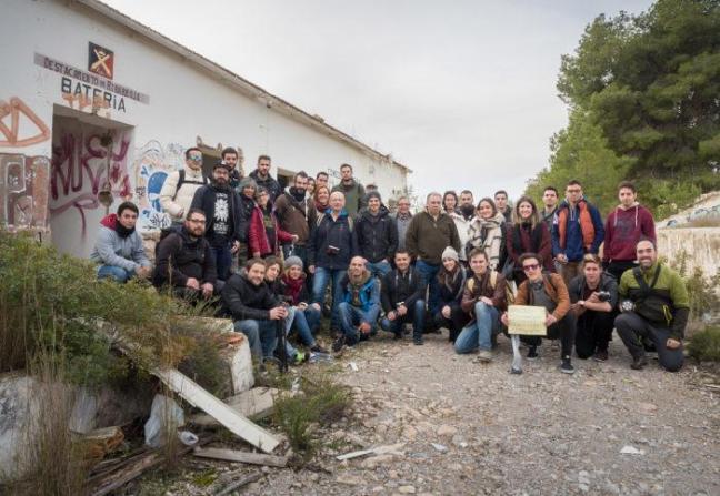 Polvorín RIbarroja Lugares Abandonados Valencia Abandoned Spain España Urbex