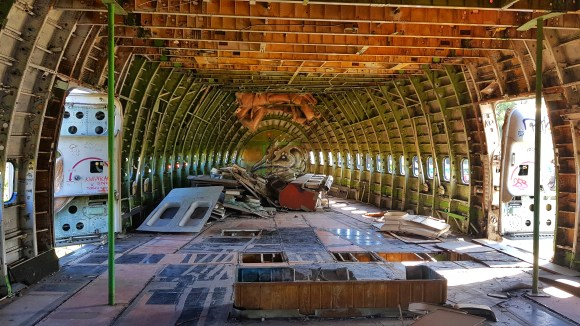 Abandoned Plane Graveyard, Thailand | Abandoned World Photography