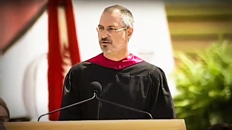 Steve Jobs, En Su Famoso Discurso En La Universidad De Stanford