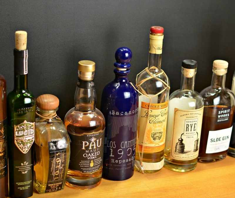 Ten Great Unusual Bottles from my Backbar