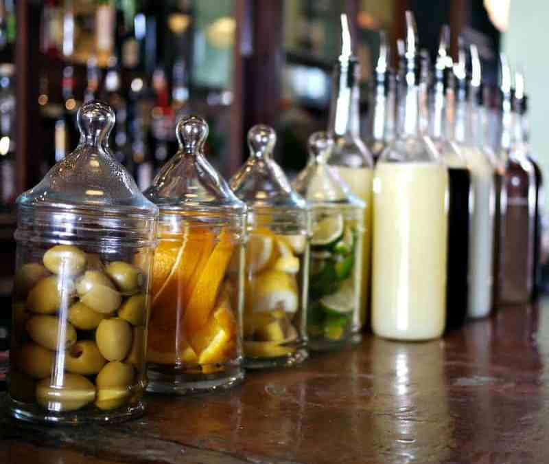 New Year's Resolutions for Bartenders
