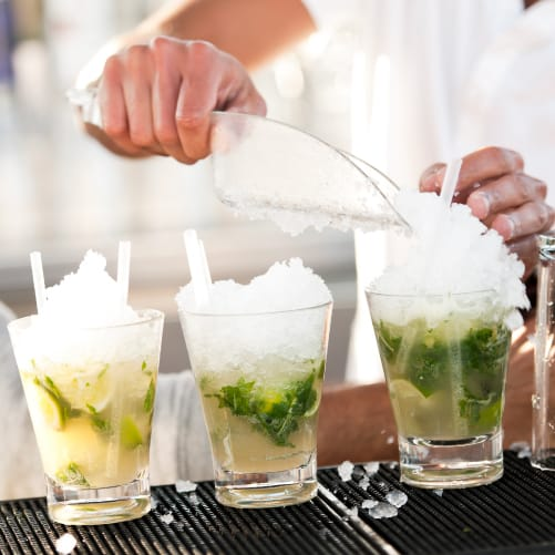 How to Bartend Large Parties – On your Own