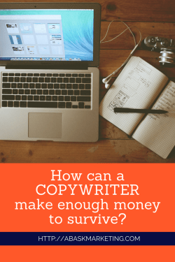 How to be a wealthy copywriter with only 4 clients or less