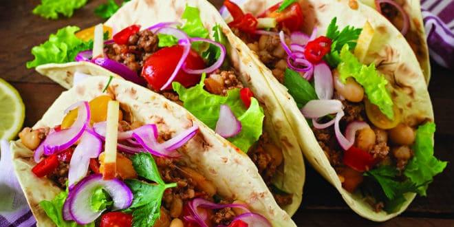 El insaciable apetito por la comida mexicana en EEUU  Abasto