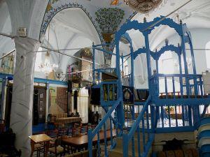 Author: Roy Lindman, Wikipedia Commons Abuhav Synagogue, Zefat Israel