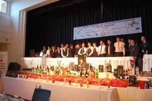 59 CONCURSO BALEAR DE COCTELERIA 29 DE MAYO 2011 ESCUELA DE HOSTELERIA DE LES ILLES BALEARS.