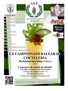 LX CONCURSO BALEAR DE COCTELERIA
