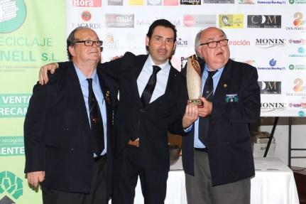 Premio de Mayores sol Melia mejor degustacion