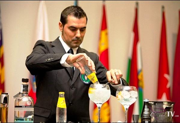 Felipe Daviu Campeón de España en destreza