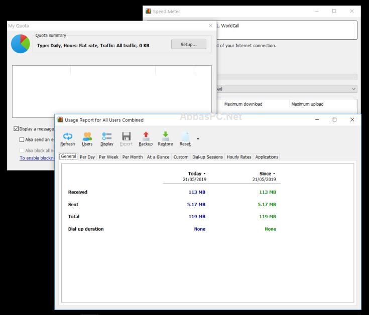 SoftPerfect NetWorx License Key