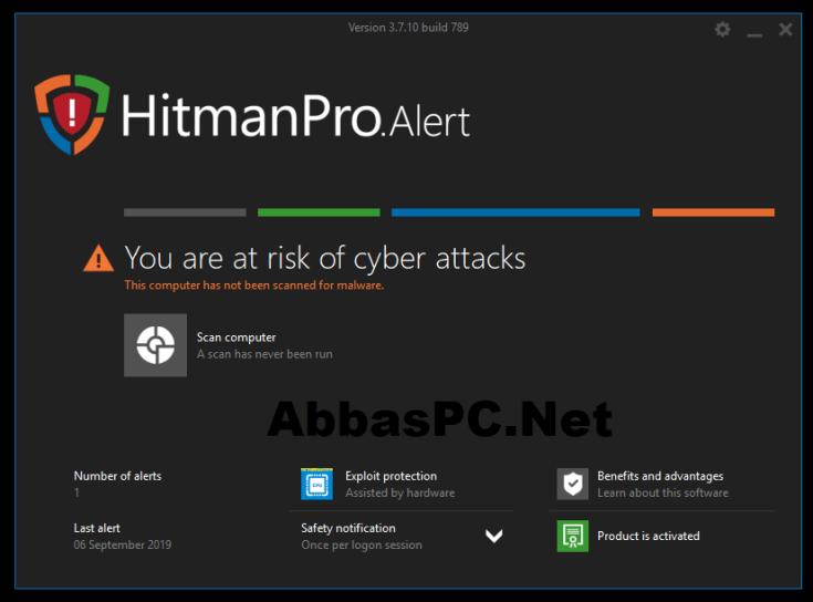 HitmanPro.Alert Product Key