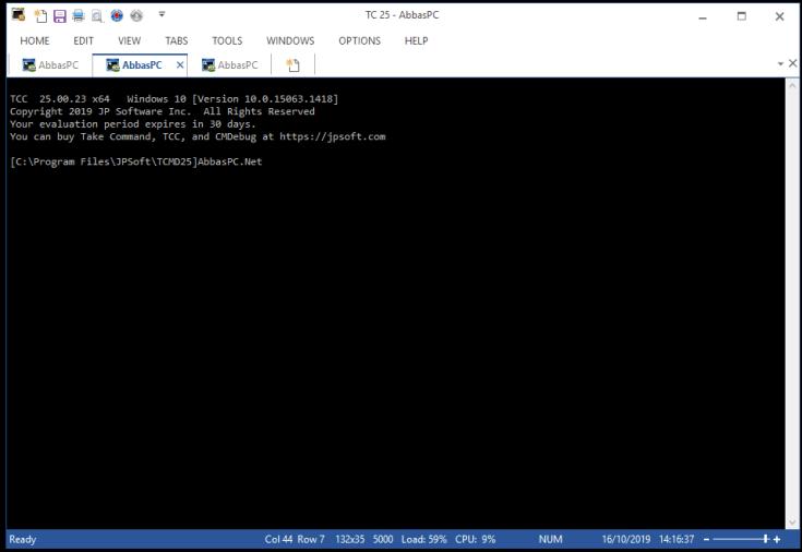 JP Software Take Command Activation Key Download