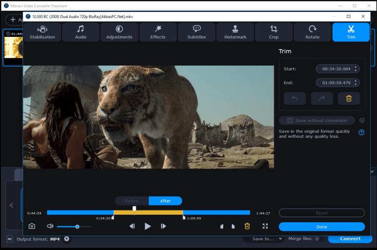 Movavi Video Converter Premium Activation Key Download