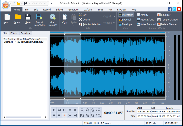 AVS Audio Editor License Key Free Download