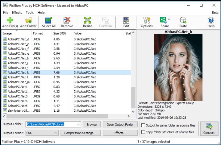 NCH Pixillion Plus Registration Code Free Download