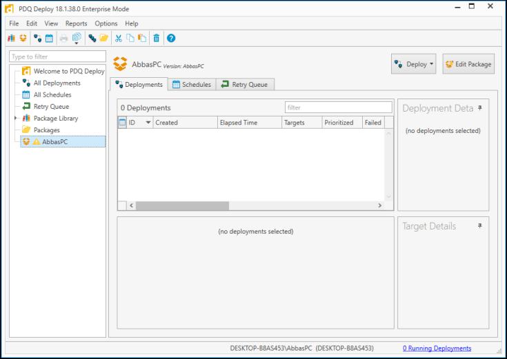 PDQ Deploy Enterprise License Key Download