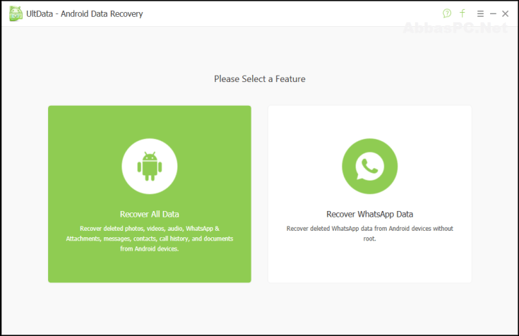 Tenorshare UltData Android Data Recovery Registration Code