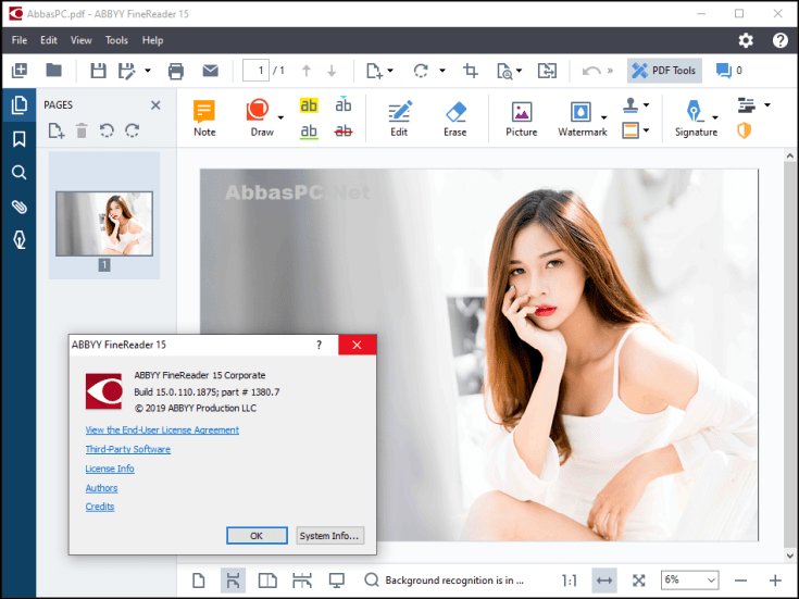 ABBYY FineReader Corporate Serial Key Download