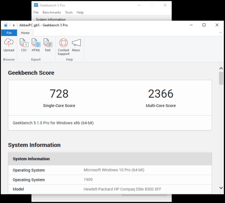 Geekbench Pro Serial Key Free Download