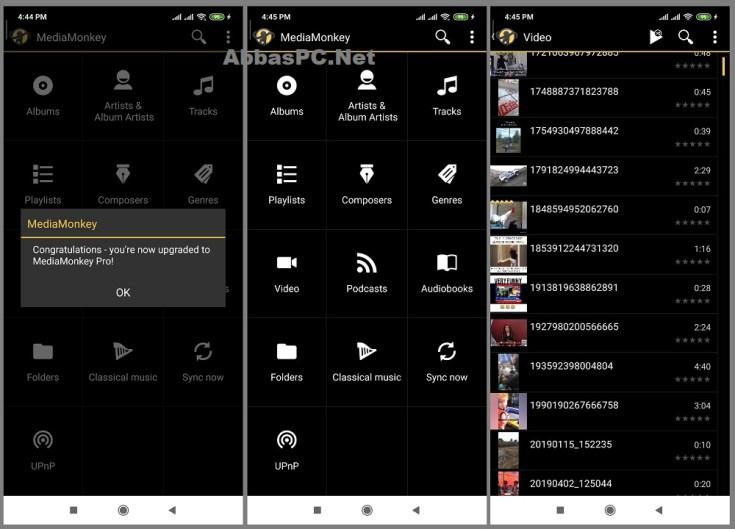 MediaMonkey Pro Cracked APK for Android