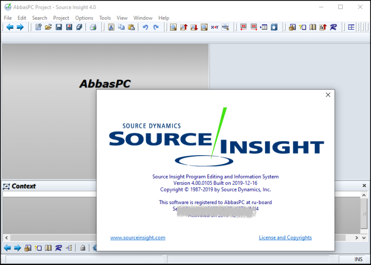 Source Insight Serial Key Download