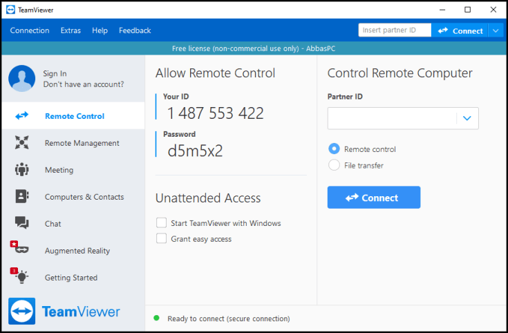 TeamViewer Download for Windows