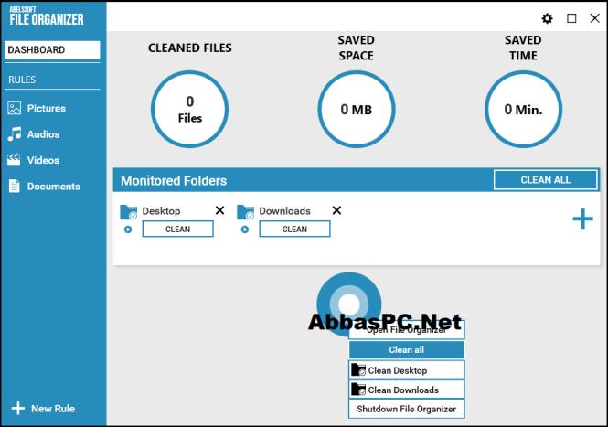 Abelssoft File Organizer License Key